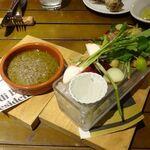 150875671 - 市橋農園オーガニック野菜のバーニァカウダー