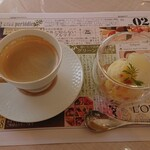 L'Olive - (20210503)コーヒー&デザート