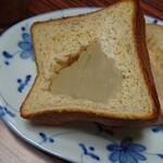 L'Olive - (20210503)白あんパン(テイクアウト)