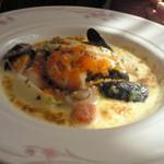 テラズ - 本日の魚料理