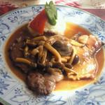 テラズ - 本日の肉料理