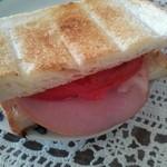 ビギー テラスモール湘南店 - サンドイッチにしてみた