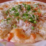 aivie - 釜揚げシラスのピザ
