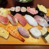 和可奈 - 料理写真:「ランチにぎり1.5人前」1485円