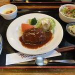 ボンドール - アメリカンハンバーグ(税込 980円)評価=○