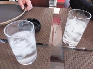 MOAI - お水 【 2012年10月 】
