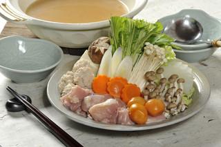 す吾六 - 地鶏鍋