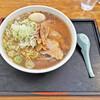 大勝軒 - 料理写真:「らーめん」¥800+「ゆで玉子」¥50