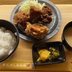 本日、かしわ日和 - 料理写真: