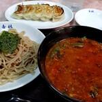 中華創房 希林 - ピリ辛あんかけつけ麺