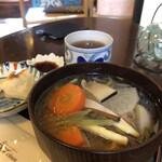 茶房 菊泉 - 料理写真: