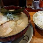 らーめん大地 - 料理写真:
