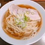 麺処 遊 - 料理写真:肉煮干しそば