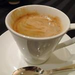 リストランテ ストラーダ - コーヒー