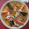 VIVA PAELLA - 料理写真:たっぷり魚介のパエリアM(単品価格 2580円)(2021年5月)
