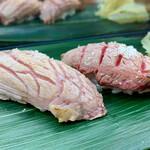 150901019 - 本鮪セット ほほ肉 & 頭肉
