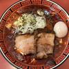 中華そば 華丸 - 料理写真:「マーボー麺」@790+「激辛」@120+「特製」@210