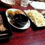 とり勝赤石 - 料理写真: