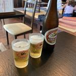 うなぎ屋 源内 - ビール