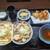 肉そば 舞鶴 - 料理写真:舞鶴セットⅡ 880円