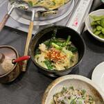 牛もつ鍋 おおいし - 料理写真:
