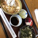 そば処 朝日屋 - 料理写真: