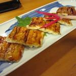 寿司竹寅 - あなご 煮つけで ふわっふわで絶品!