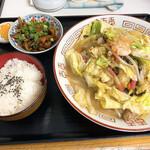 佐藤のちゃんぽん - 料理写真: