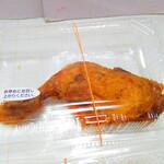 お弁当とスープカレーのお店 BenBen - 揚げチキンスープカレー 1260円(税込)揚げチキンレッグ【2021年5月】