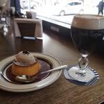150931997 - プレミアムプリン & アイリッシュコーヒー