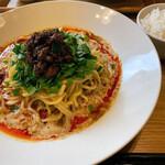 担々麺 ぺんぺん - 汁なし坦々麺