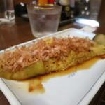 博多鉄なべ餃子なかよし - 焼き茄子