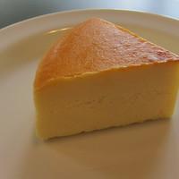 テオレマカフェ - 濃厚チーズケーキ