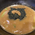 桃李路 - つけ麺 910円 (つけ汁)