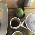 茶寮つぼ市製茶本舗 -