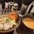 つけめんTETSU 壱の木戸 - 料理写真:地鶏つけ麺・ネギ増し 1000円