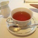 リストランテKubotsu - 紅茶(2021.4)
