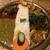 バッティ ネパール居酒屋 - 料理写真:水牛(バフ)のダルバート