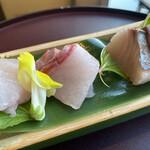日本料理 みゆき - 盛り合わせ3種