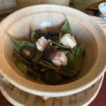 日本料理 みゆき - 新茶の香り 雲海蒸し