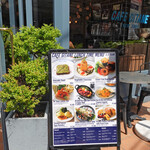 CAFE GITANE - ランチ・メニュー
