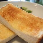 アルジャン - トースト(パンがおいしい)