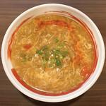 彩華 - 酸辣スープメン