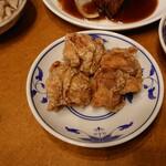 上海 四馬路 - 鶏の唐揚げ