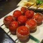 串丸二丁目の角 - トマト