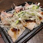 肉匠 とろにく - 鉄板炙り豚 780円