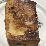 ハートブレッド アンティーク - あん食パンのフレンチトースト@108円