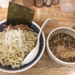 麺屋 つるる - 料理写真:塩つけ麺¥830