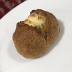 150976379 - リンゴとクリームチーズ