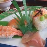 15098813 - レディースランチ寿司